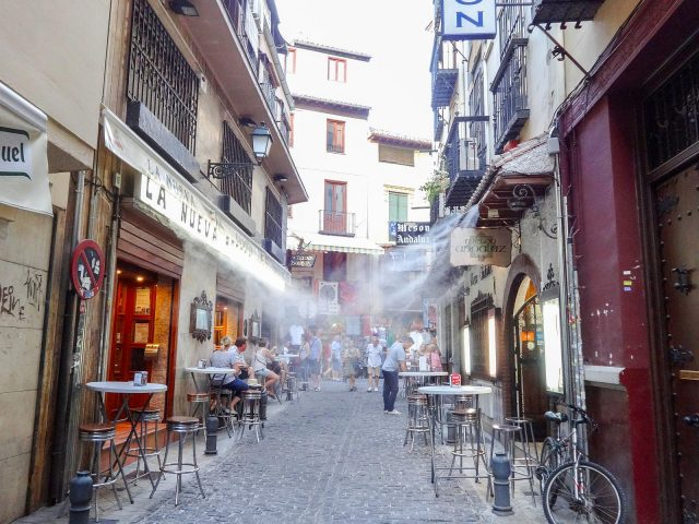 Spanish Bars