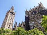 (世界最大の大聖堂)セビリア大聖堂 Seville Cathedral