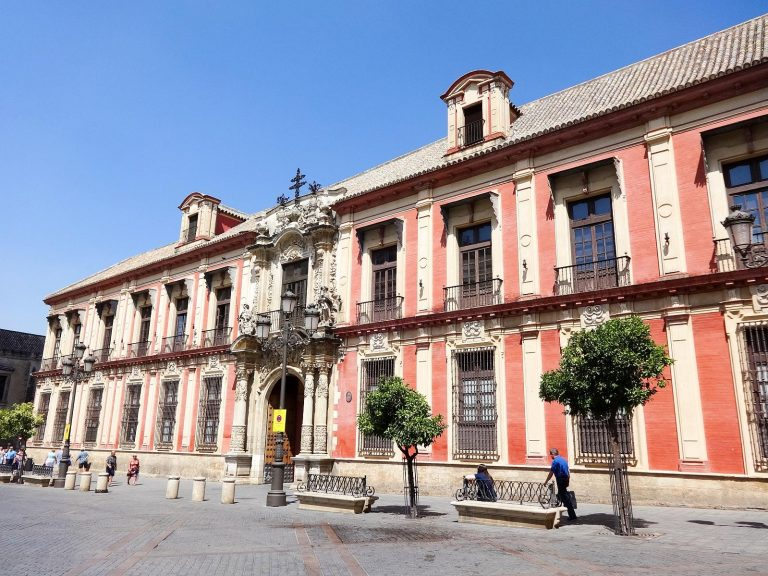 The Archbishop's Palace of Seville