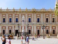 (スペイン帝国の歴史)インディアス総合古文書館 The Archivo General de Indias