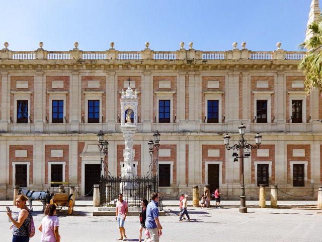 The Archivo General de Indias