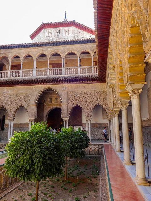 The Alcázar of Seville