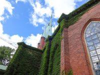 (スカンディナヴィアで2番目の高さの教会)クララ教会 Klara Church