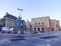 (アール・ヌーヴォーの歌劇場)王立スウェーデン歌劇場 Royal Swedish Opera