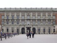 (バロック様式の王宮)ストックホルム宮殿 Stockholm Palace