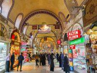 (世界最大のバザール)グランドバザール The Grand Bazaar