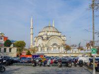 (オスマン・バロック様式)ヌルオスマニイェ・モスク The Nuruosmaniye Mosque