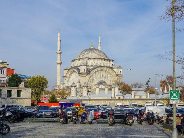 The Nuruosmaniye Mosque