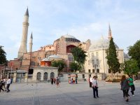 (神の聖なる叡智の神殿)アヤソフィア Hagia Sophia