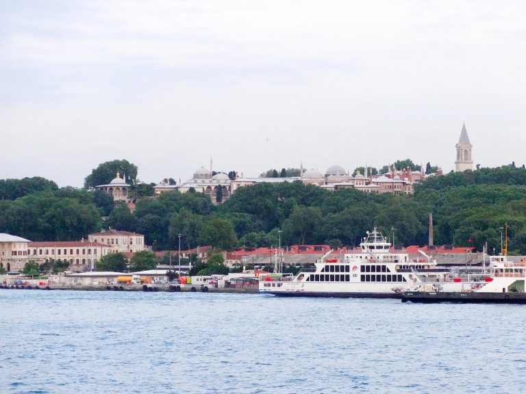 The Topkapı Palace