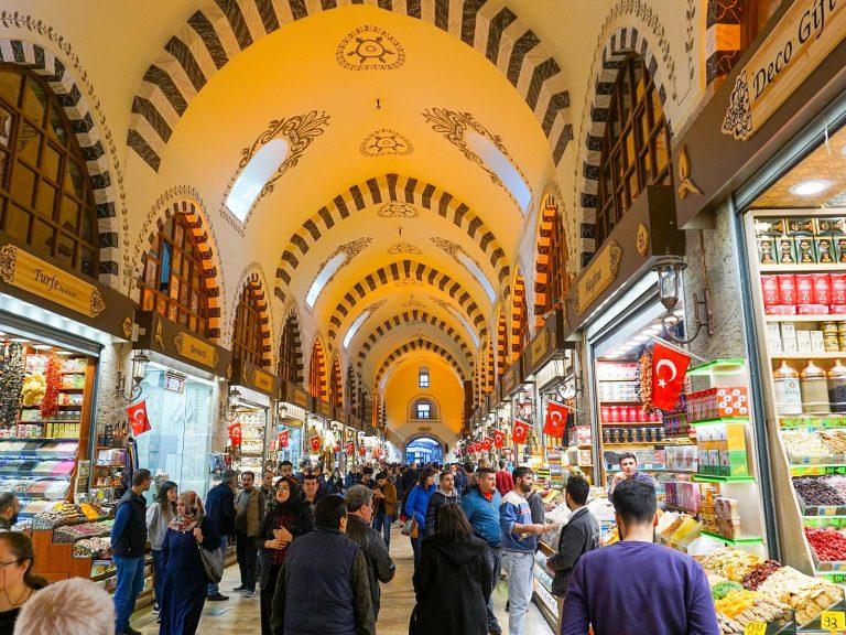 (スパイスバザール)エジプシャン・バザール The Egyptian Bazaar