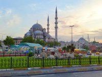 (母后のモスク)新モスク The New Mosque