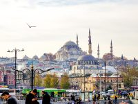 (壮麗帝が建てたモスク)スレイマニエ・モスク The Süleymaniye Mosque