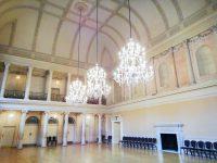 (社交界の中心)バース・アセンブリールーム The Bath Assembly Rooms