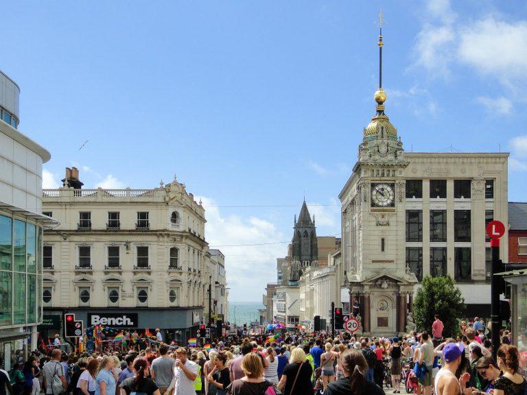 (ヴィクトリア女王の五十年祝典)五十年祝典時計塔 The Jubilee Clock Tower