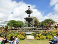 (ヴィクトリア女王の噴水)オールド・ステイン公園 The Old Steine Gardens