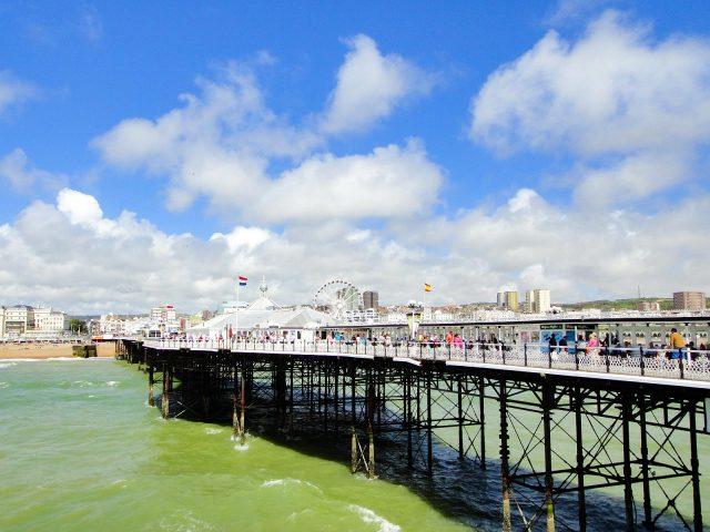 The Brighton Marine Palace and Pier
