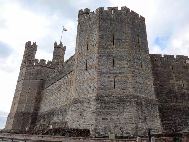 Caernarfon Town Walls