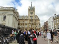 (ケンブリッジ大学で4番目に古いカレッジ)ゴンヴィル・アンド・キーズ・カレッジ Gonville & Caius College