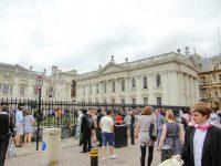 (学位授与式が行われる)ケンブリッジ大学会館 The Senate House of the University of Cambridge