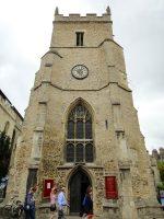 (中世の街の南門の側にあった)聖ボトルフ教会 St. Botolph's Church