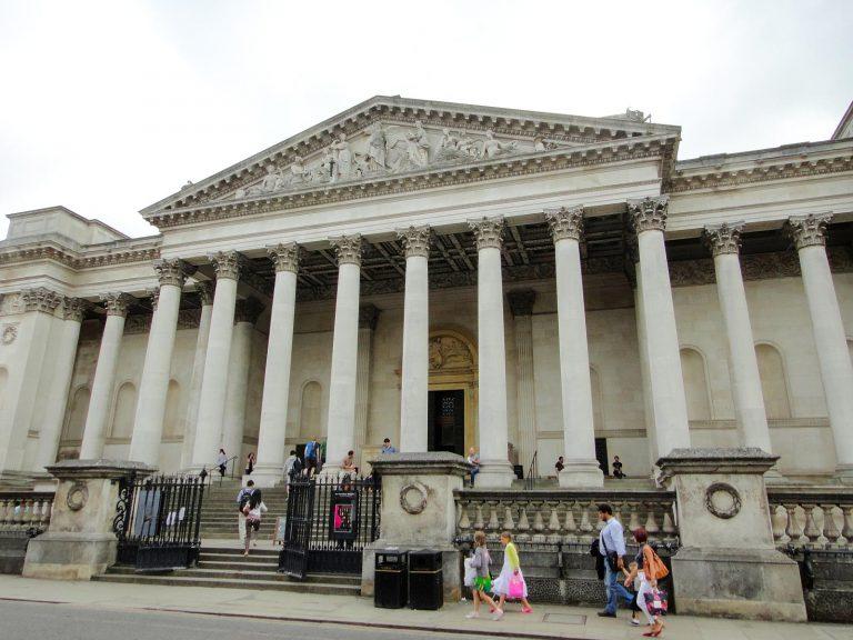 (ケンブリッジ大学の美術館)フィッツウィリアム美術館 The Fitzwilliam Museum