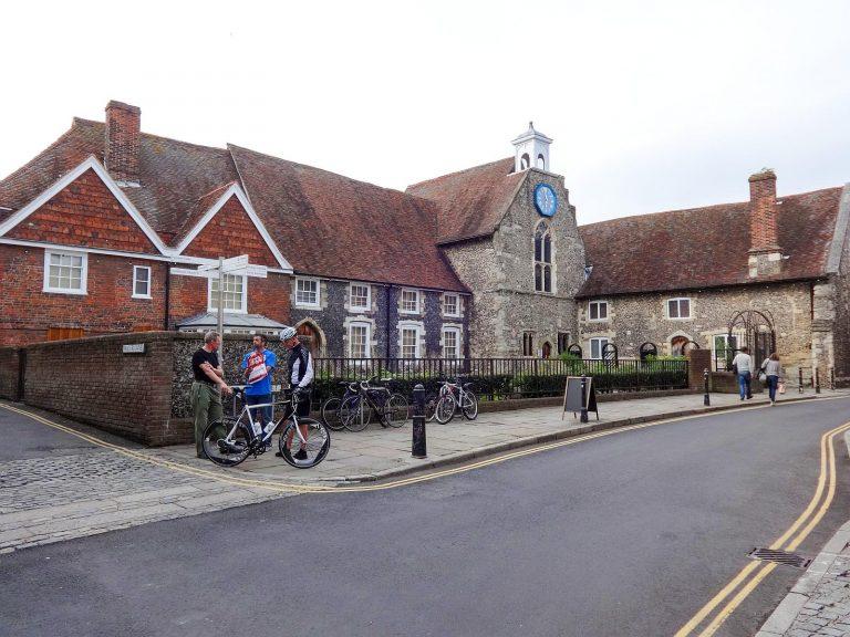 (カンタベリーの歴史を語る)カンタベリー・ヘリテージ博物館 The Canterbury Heritage Museum