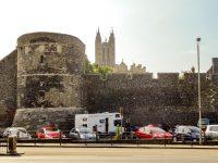 (中世の市壁)カンタベリー市壁 Canterbury City Walls