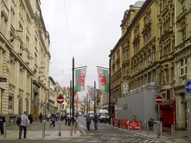 St. Mary Street