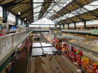 (ヴィクトリア時代の屋内市場)カーディフ・マーケット Cardiff Market