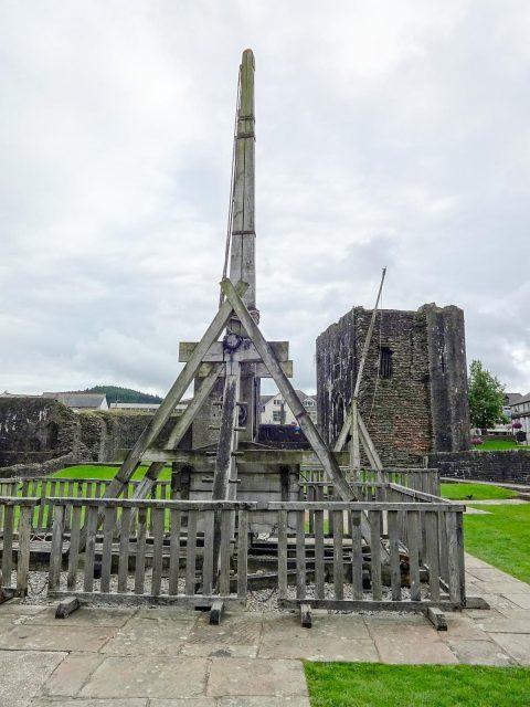 Caerphilly Castle