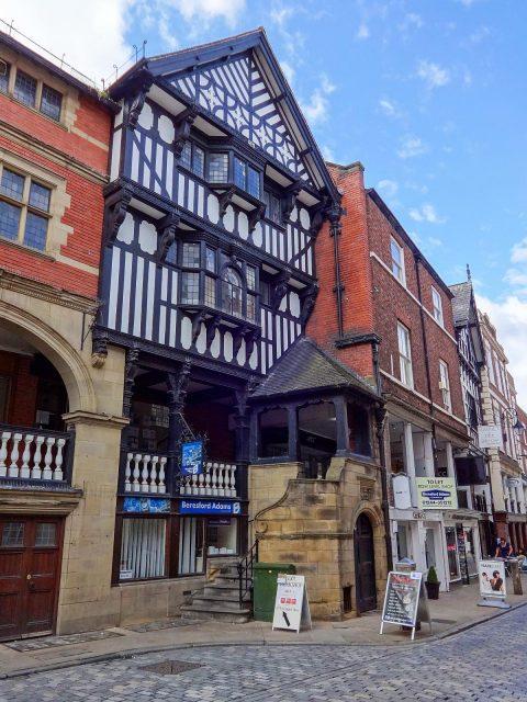 Chester Cross