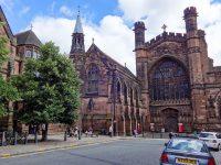 (新赤色砂岩の大聖堂)チェスター大聖堂 Chester Cathedral
