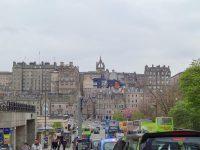 (堂々たるロイヤルマイル)エディンバラ旧市街 The Old Town of Edinburgh