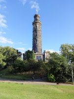 (ホレーショ・ネルソン提督の戦勝記念塔)ネルソン・モニュメント The Nelson Monument