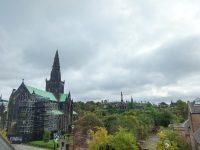 (町の創設者であり守護聖人である聖ムンゴが眠る高教会)グラスゴー大聖堂 Glasgow Cathedral