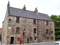 (グラスゴーの最古の現存する家屋)プロバンド領主館 The Provand's Lordship of Glasgow
