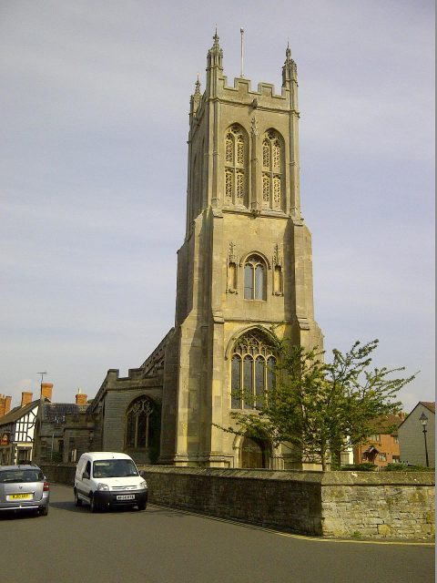 The Anglican Church of St. Benedict
