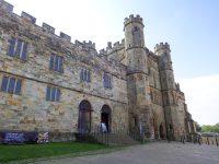 (ヘイスティングスの戦いが行われた場所に建てられた)バトル大修道院 Battle Abbey