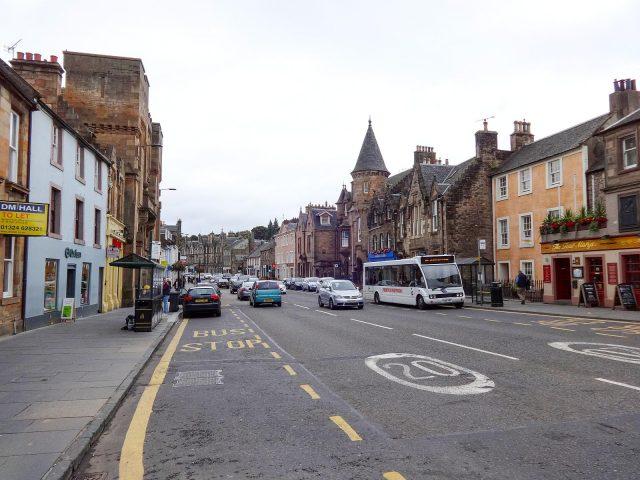 Linlithgow High Street