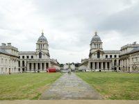 (クリストファー・レンの傑作)旧王立海軍大学 The Old Royal Naval College