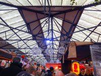 (にぎやかな屋根付き市場)グリニッジ市場 Greenwich Market