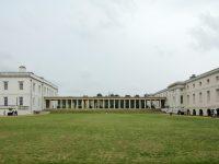 (イギリスの最初の古典主義建築)クイーンズ・ハウス Queen's House