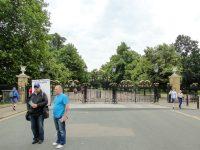 (王立天文台が立つ丘の麓に広がる)グリニッジ公園 Greenwich Park