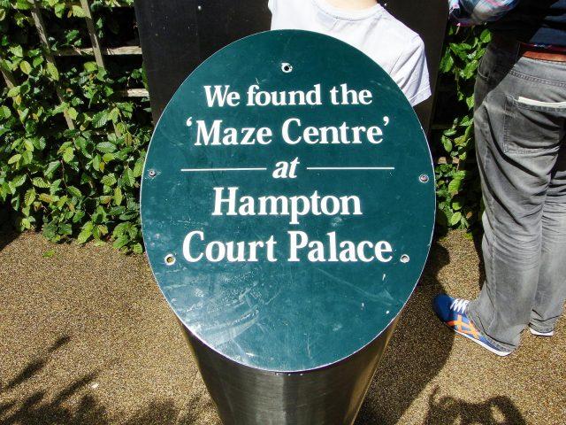 Hampton Court Maze