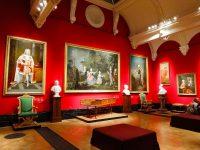 (イギリス王室のコレクション)クイーンズ・ギャラリー The Queen's Gallery