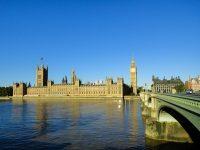 (イギリスの国会議事堂)ウェストミンスター宮殿 The Palace of Westminster