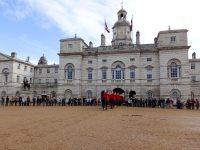 (近衛騎兵交代式)ホースガーズ Horse Guards