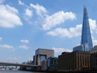 (クルーズで行く)テムズ川 The River Thames