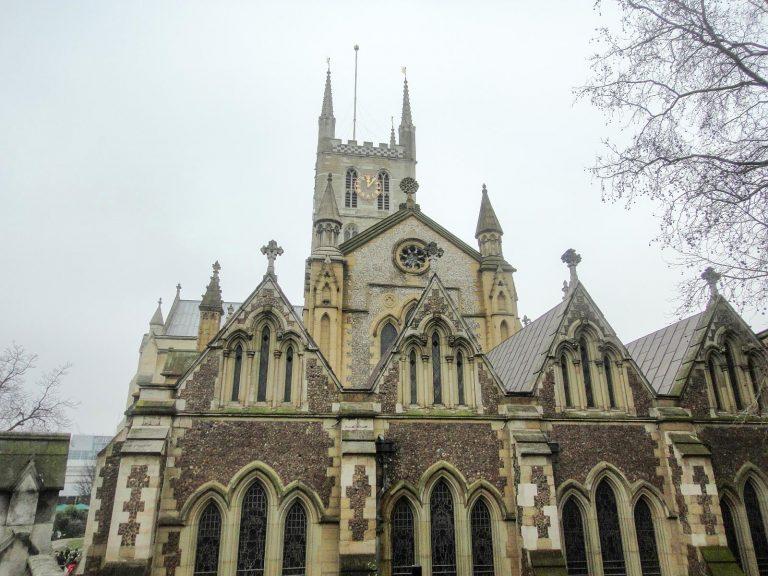 (イングランド国教会大聖堂)サザーク大聖堂 Southwark Cathedral